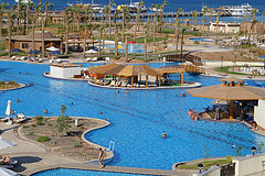 Almaza Bay Egypti source:http://www.flickr.com/photos/davic/2130489518/