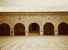 Sousse Tunisia Afrikka nähtävyydet suuri moskeija source:http://www.flickr.com/photos/_bohemian_/1568915502/