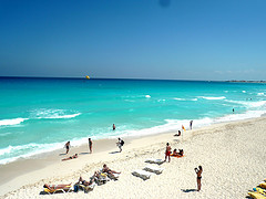 Cancun Meksiko matkat source: http://www.flickr.com/photos/kaysha/3382622972/sizes/s/