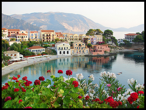 Kefalonia Kreikka matkat source: http://www.flickr.com/photos/fanintoflames/2680599774/