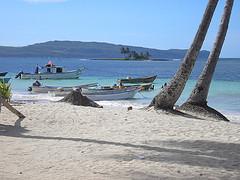 Las Galeras Dominikaaninen tasavalta matkat source: http://www.flickr.com/photos/gita_govinda/875620623/