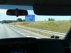 Matkailu automatkalle eurooppaan Source: http://www.flickr.com/photos/annaustin/2924405553/