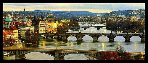 Praha Tsekki matkat source: http://www.flickr.com/photos/96683394@N00/524402124/