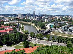 Vilna Liettua matkat source: http://www.flickr.com/photos/lithuania2008/2651285994/