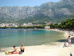 Makarska Kroatia Matkat Source: http://www.flickr.com/photos/frosted_peppercorn/2613777683/