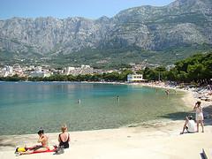 Makarska Kroatia Matkat Source: http://www.flickr.com/photos/frosted_peppercorn/2613777683/